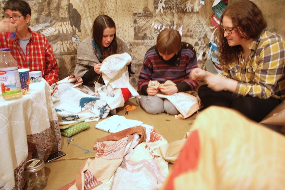 Stitch Gathering